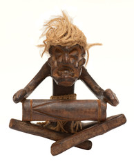 African tribal art figurine