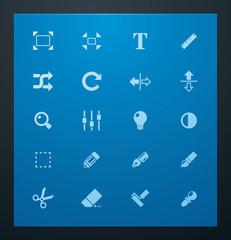 Universal glyphs 3. Photo set