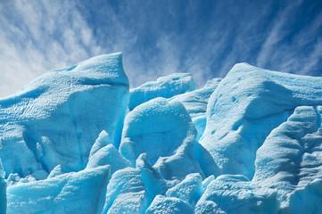 Foto auf Gartenposter Antarktika Perito Moreno glacier, patagonia, Argentina.