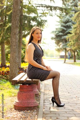 девушка в расплох фото
