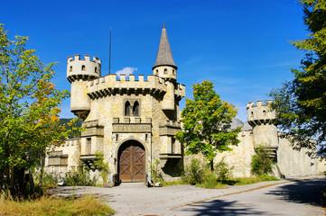 Seefeld Burg - Seefeld castle 02