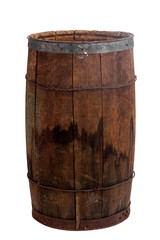 Rustic barrel