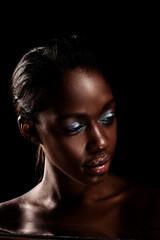 Glamorous African Beauty