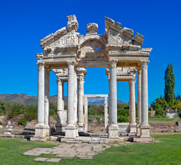 Gate in Aphrodisias