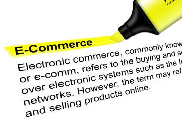 Highlighter E-Commerce