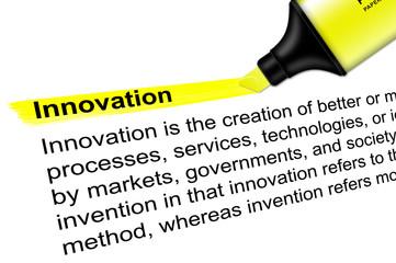 Highlighter Innovation