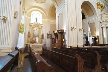 Church interior 02