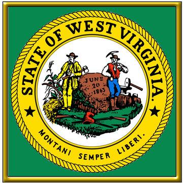 usa states city county seal coat emblem