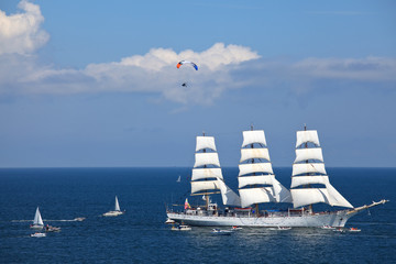 The Tall Ships Races.