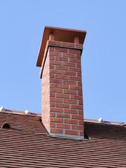cheminée de toit