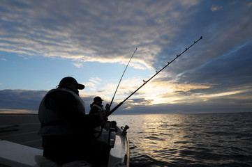 Fishing near Norway's coast