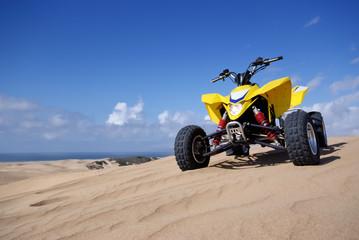 Wall Mural - ATV Quad Racer