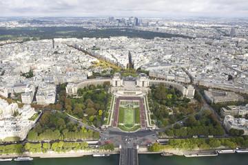 Paryż - panorama
