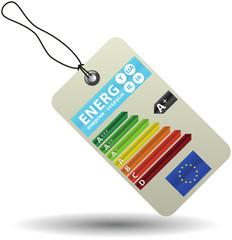 Etiquette performance énergétique 2011 2012 a+