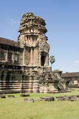 Elephant Gate, Angkor Wat Temple, Cambodia