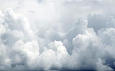 Aluminium Prints Heaven Stormy sky