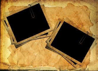 Polaroid Scrapbook Paper