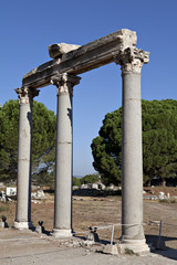 The Western Gate of Agora