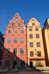 Historycal Palace in  in Gamla stan, Stockholm