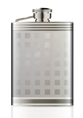 Fiole_Flask_Whisky_Argent