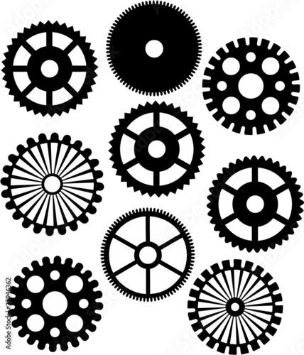 quot engrenage et entrainement quot  fichier vectoriel libre de droits sur la banque d images fotolia com bicycle victorian bicycle vector clip art