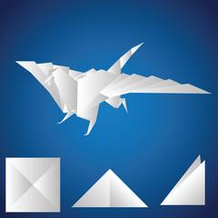 Paper. Dragon