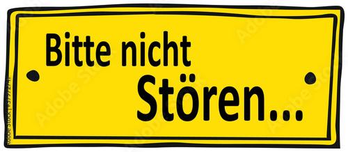 Bitte Nicht Storen Stockfotos Und Lizenzfreie Bilder Auf
