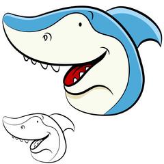 Shark Face