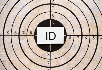 ID target