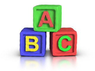Play Blocks - ABC