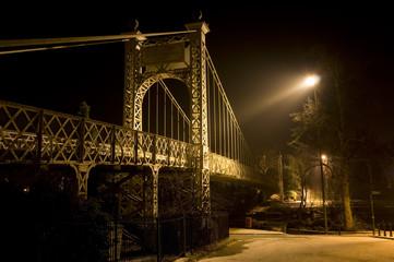 Chester Suspension Bridge Fotomurales