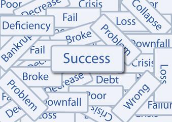 success box amoung failure