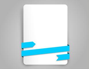 grey frame 2 (with ribbon arrow)