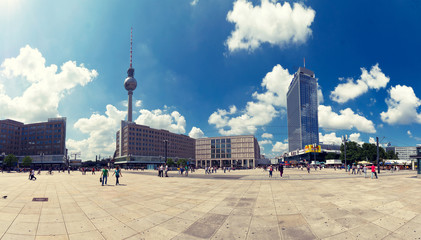 Berlins Alexanderplatz