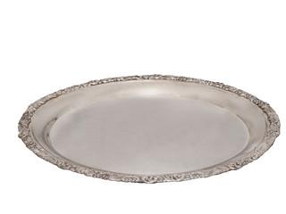 silver salver