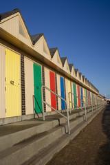 Beach Huts, Lowestoft
