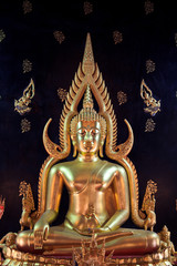 The Peaceful Buddha Image Bangkok , Thailand