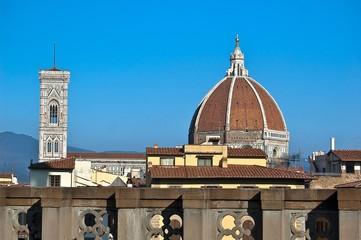 Florence Cathedral Duomo : Santa Maria del Fiore