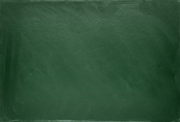 Blank chalkboard texture with copy space