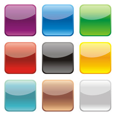 Colored App Buttons