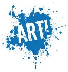 Kunst Logo Zeichen