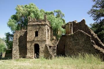 Wall Mural - Ruines, Ethiopie