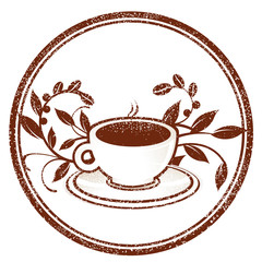 Kaffee Zeichen