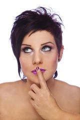 beauty Konzept - nails&lashes