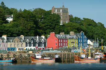 Tobermory - Isle of Mull, Scotland