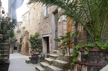 Pitigliano (Tuscany, Italy)