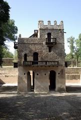 Wall Mural - Chateau, Ethiopie