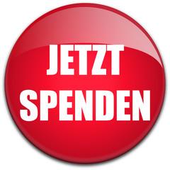 """Button """"JETZT SPENDEN"""""""