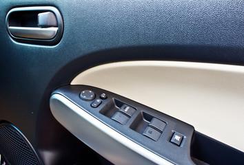 car window control panel