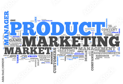 marketing and products Marketing careers overview marketing careers are the best field for people who like to strategize and identify patterns and trends if you choose a career in marketing your typical tasks will include approximating the need for products or services, distinguishing potential markets for products or services, monitoring trends, developing pricing and sales strategies and working with staff in.